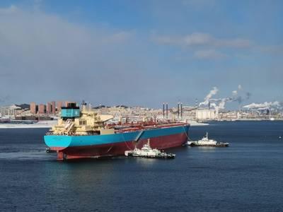 Maersk Sara (Photo: Maersk Tankers)