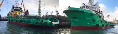 Image: Azerbaijan Caspian Shipping Company