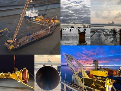Image: C-Ventus Offshore Windfarm Services BV
