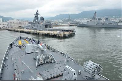 Malabar 2014 : A Multilateral Naval exercise(Photo: Indian Navy)