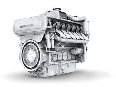 MAN 175D (Image: MAN Diesel & Turbo)