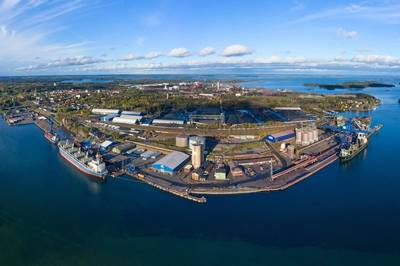 MAN Energy Solutions has been comissioned to develope and construct a liquefied methane terminal in the port of Oxelösund, Sweden  (Photo: MAN Energy Solutions)