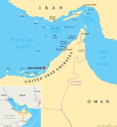 Map by Peter Hermes Furian/AdobeStock