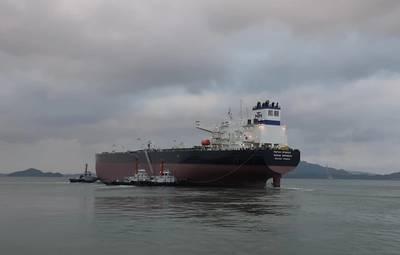 Maran Orpheus (Photo: Maran Tankers Management)