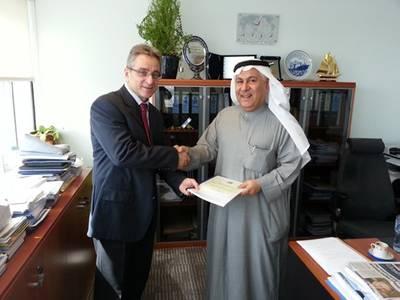 Marios Petrou & Naif Al Khalidi
