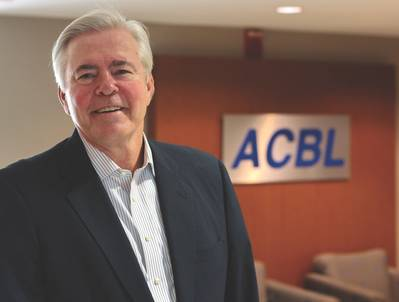 Mark K. Knoy, president and CEO of American Commercial Barge Line