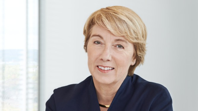 Martina Merz (Photo: Thyssenkrupp)