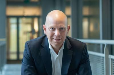 Mathieu Philippe, Commercial Director of Bureau Veritas Marine & Offshore (Photo: Bureau Veritas)