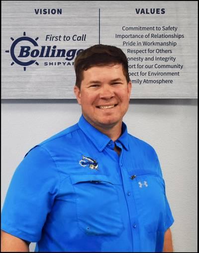 Matthew Kuehne, General Manager of BQR, Bollinger Quick Repair (Photo: Bollinger)