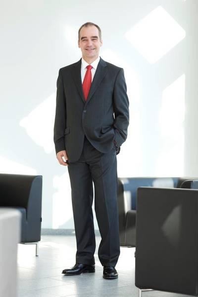 Matthias Grawe (Photo: Voith Turbo)