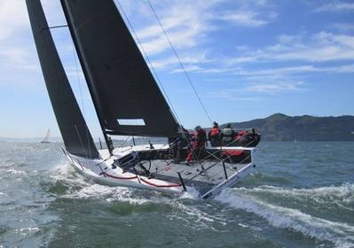 MC38 Whiplash: Photo credit: McConaghy Boats