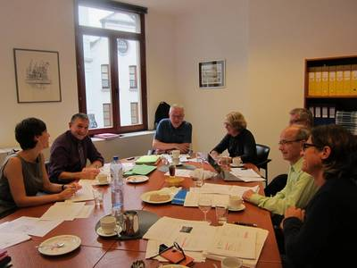 Meeting espo award jury on 2 september 2014 005
