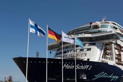 Mein Schiff 2 (Photo: Meyer Turku Shipyard)
