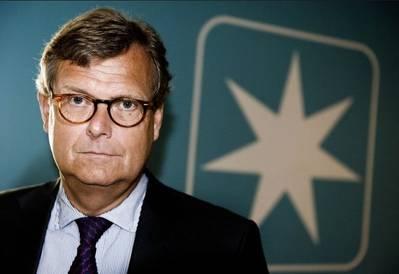 Michael Pram Rasmussen (Photo: A. P. Moller-Maersk)