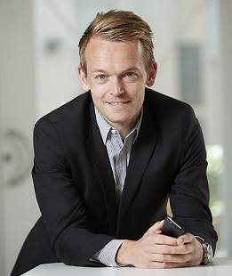 Michel Dominique Thomsen (Photo: A/S Dan-Bunkering Ltd.)