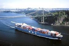 MOL Container Ship: Photo courtesy MOL