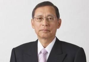 MOL President Akimitsu Ashida (Photo courtesy MOL)
