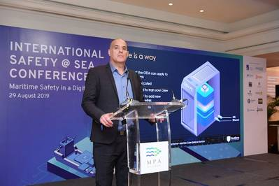 """""""Most companies are operating critical systems that are protected, at best, by only the most basic security solution,"""" said Itai Sela, Naval Dome, CEO, at a conference in Singapore."""