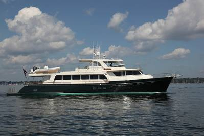 Motor Yacht 'Kakawi': Photo credit IYC