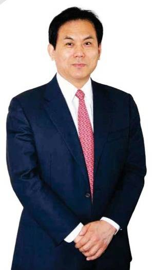 Mr. Li Yun Peng: Photo courtesy of COSCO