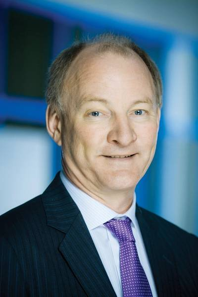 Mr. Mika Vehviläinen, Cargotec's new President & CEO.