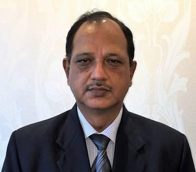 Mr. Suresh Sinha (Photo: IRClass)