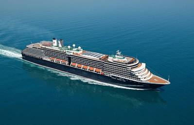 MS Westerdam (Photo: Holland America Line)