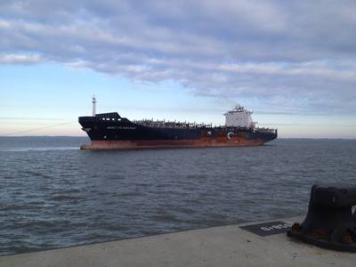 MSC Flaminia: Photo courtesy of REEDEREI NSB