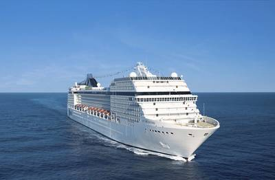 MSC Orchestra Cruise Ship (Credit: MSC Cruises)