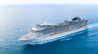 MSC Preziosa (Courtesy MSC Cruises)