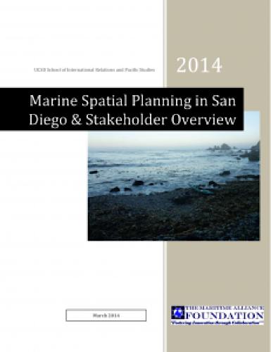 MSP Report Cover: Image courtesy of TMA