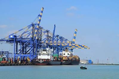 Mundra Port. Photo: Adani Group