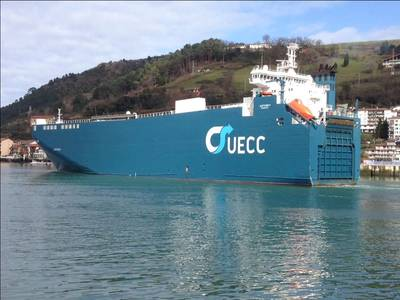 M/V Autosky (Photo: UECC)