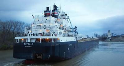 M/V Buffalo (Photo courtesy of American Steamship Company)