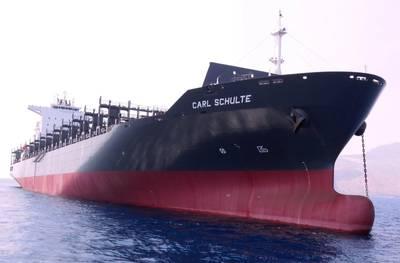 MV Carl Schulte (Photo: BSM)