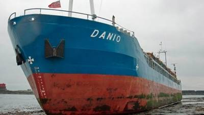 MV Danio: Photo credit RNLI