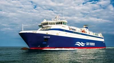 MV Fundy Rose (Photo: Bay Ferries Ltd.)