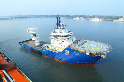 MV Indira Point (Photo courtesy of IRClass)