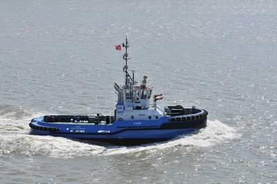 MV Kairi (Photo: Damen)