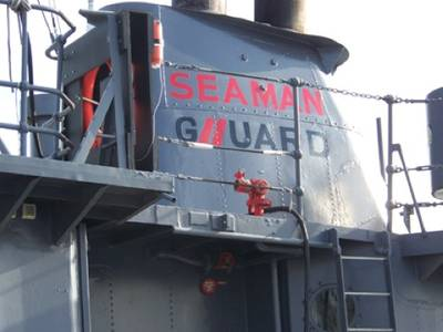 'MV Seaman Guard Ohio': Photo courtesy of Owners