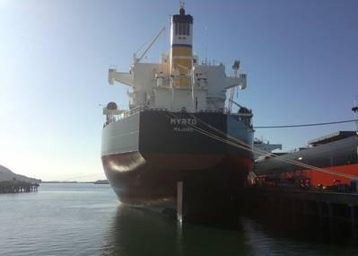 Myrto (Photo: Diana Shipping)