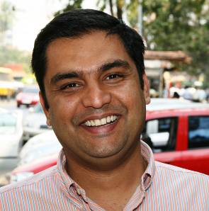 Nakul Malhotra, Area Director for Wilhelmsen Ships Service in the Sub Continent. Photo courtesy Wilhelmsen Ships Service