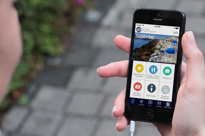 New innovative series for travel apps