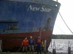 'New Star': Photo credit Port Ludlow Marina