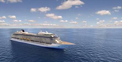 New Viking Cruise Ship: Image courtesy of Rolls Royce