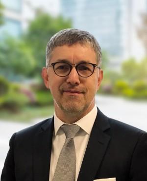 Newly appointed, Andreas Ullrich as Global Market Leader, Passenger Ships & Ferries at Bureau Veritas  (Photo: Bureau Veritas)