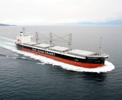 Nickel Ore Carrier