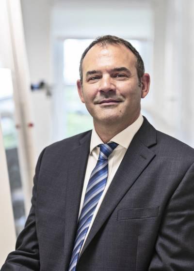Nigel Shewring is Hempel Group's new Research & Development Director. Photo: Hempel