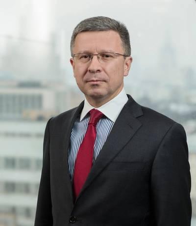 Nikolai Kolesnikov Senior EVP & CFO PAO Sovcomflot