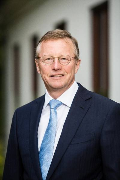 Nils Smedegaard Andersen, Group CEO. Photo: Maersk Group